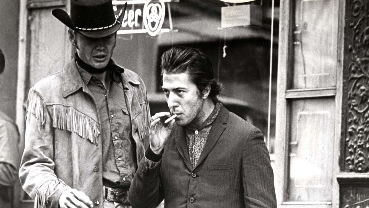 an analysis of midnight cowboy a film by john schlesinger Drama directed by john schlesinger  dustin hoffman and jon voight in  midnight cowboy (1969) jon voight and john schlesinger in midnight cowboy ( 1969) jon.