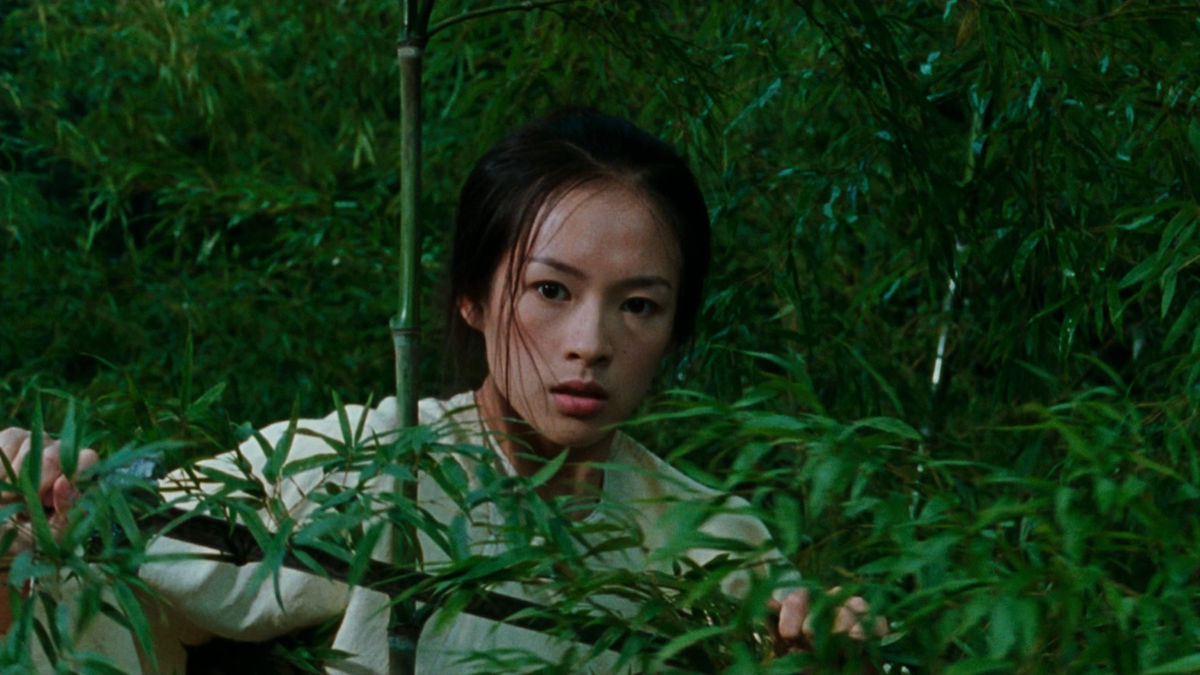 Crouching Tiger Hidden Dragon 2000 Directed By Ang Lee Reviews Film Cast Letterboxd