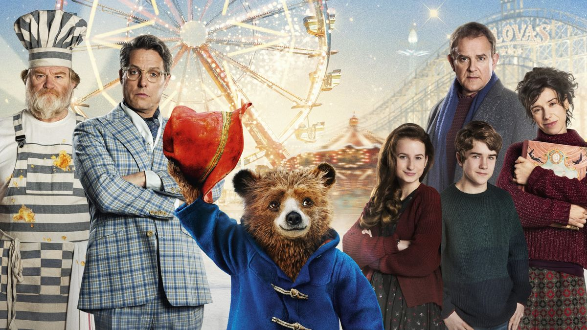 Paddington 2 2017 Directed By Paul King Reviews Film Cast Letterboxd