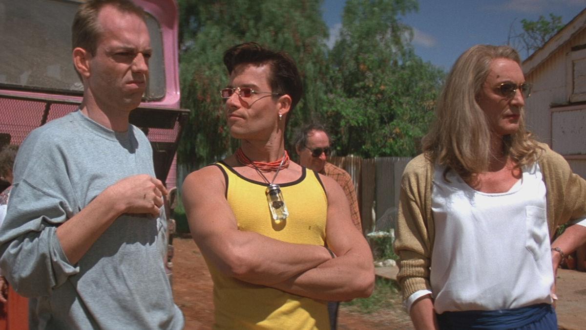The Adventures of Priscilla, Queen of the Desert (1994) –  Comedy, Music