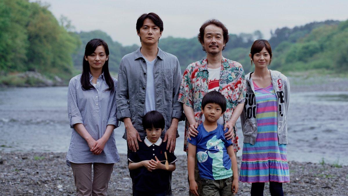 Like Father, Like Son (2013) directed by Hirokazu Kore-eda ...
