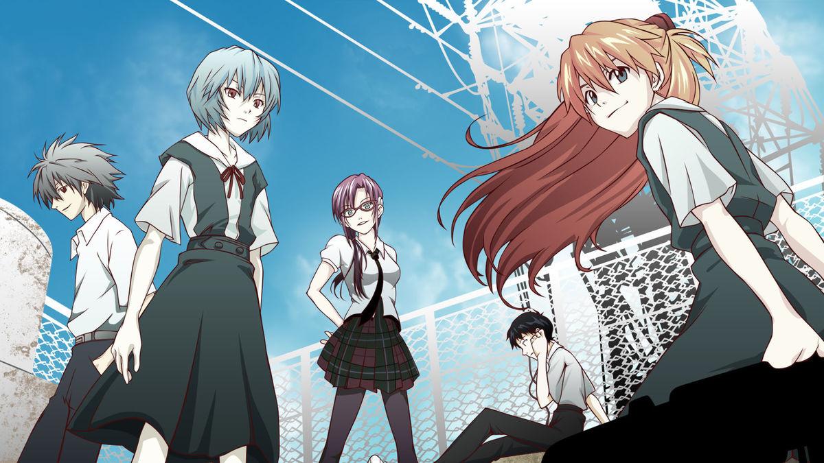Evangelion 2 0 You Can Not Advance 2009 Directed By Hideaki Anno Kazuya Tsurumaki Et Al Reviews Film Cast Letterboxd