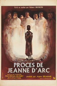 The Trial of Joan of Arc (1962)