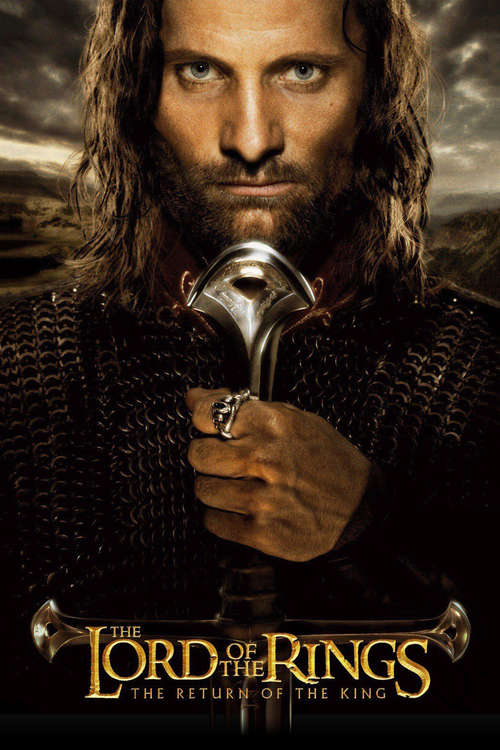 Cover The Lord of the Rings_ The Return of the King