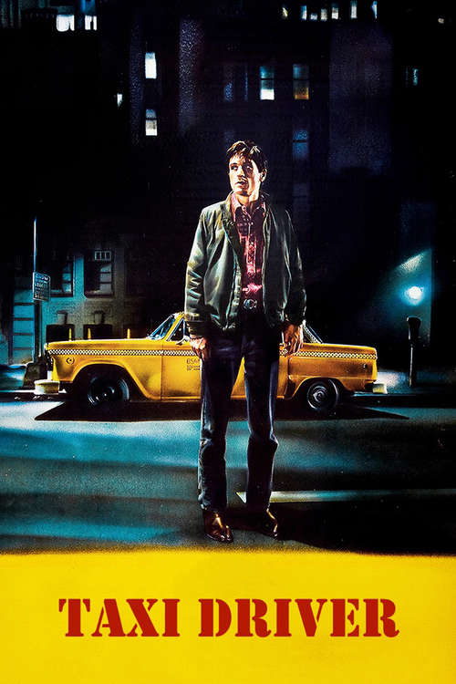 Film poster for Taxi Driver